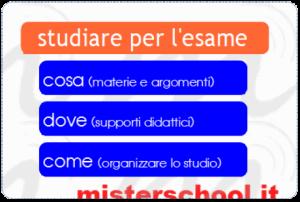 abilitazione 2016: preparare al meglio l'esame, i supporti didattici di misterschool.it, gli argomenti principali, gli approfondimenti